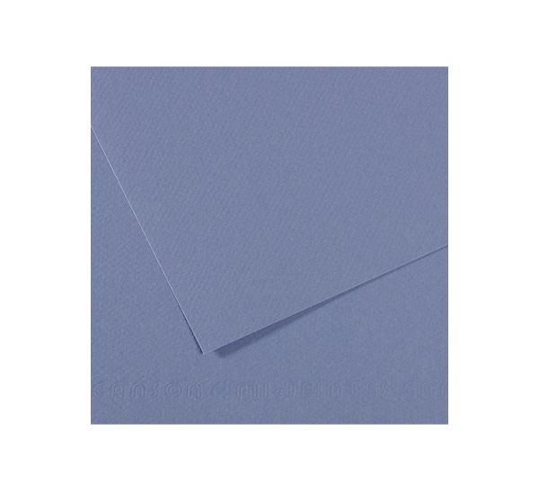 Купить Бумага для пастели Canson MI-TEINTES 21x29, 7 см 160 г №100 лайм, Франция