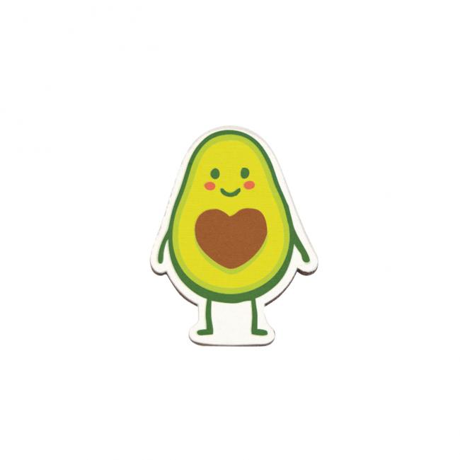 Купить Значок Авокадо-любовь , Kawaii Factory, Китай
