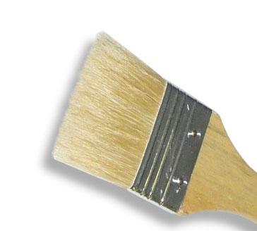 Купить Кисть щетина флейц 40 мм ЦТИ короткая ручка, Россия