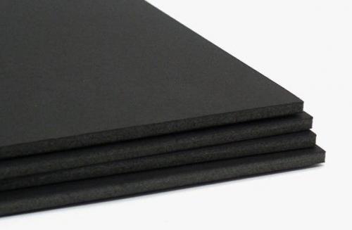 Пенокартон Foam черный 70х100 см 5 мм