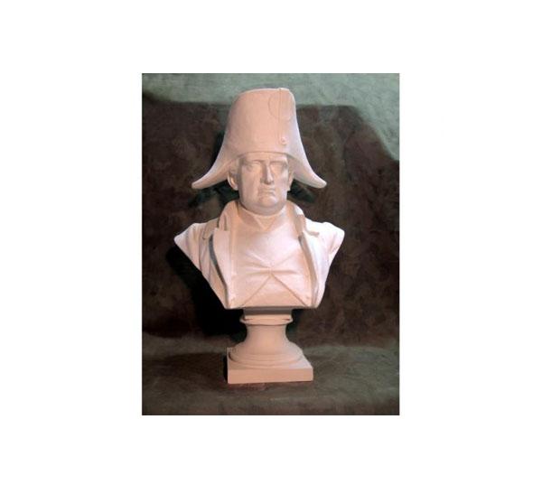 Гипс Бюст Наполеона, Черная речка, Россия  - купить со скидкой