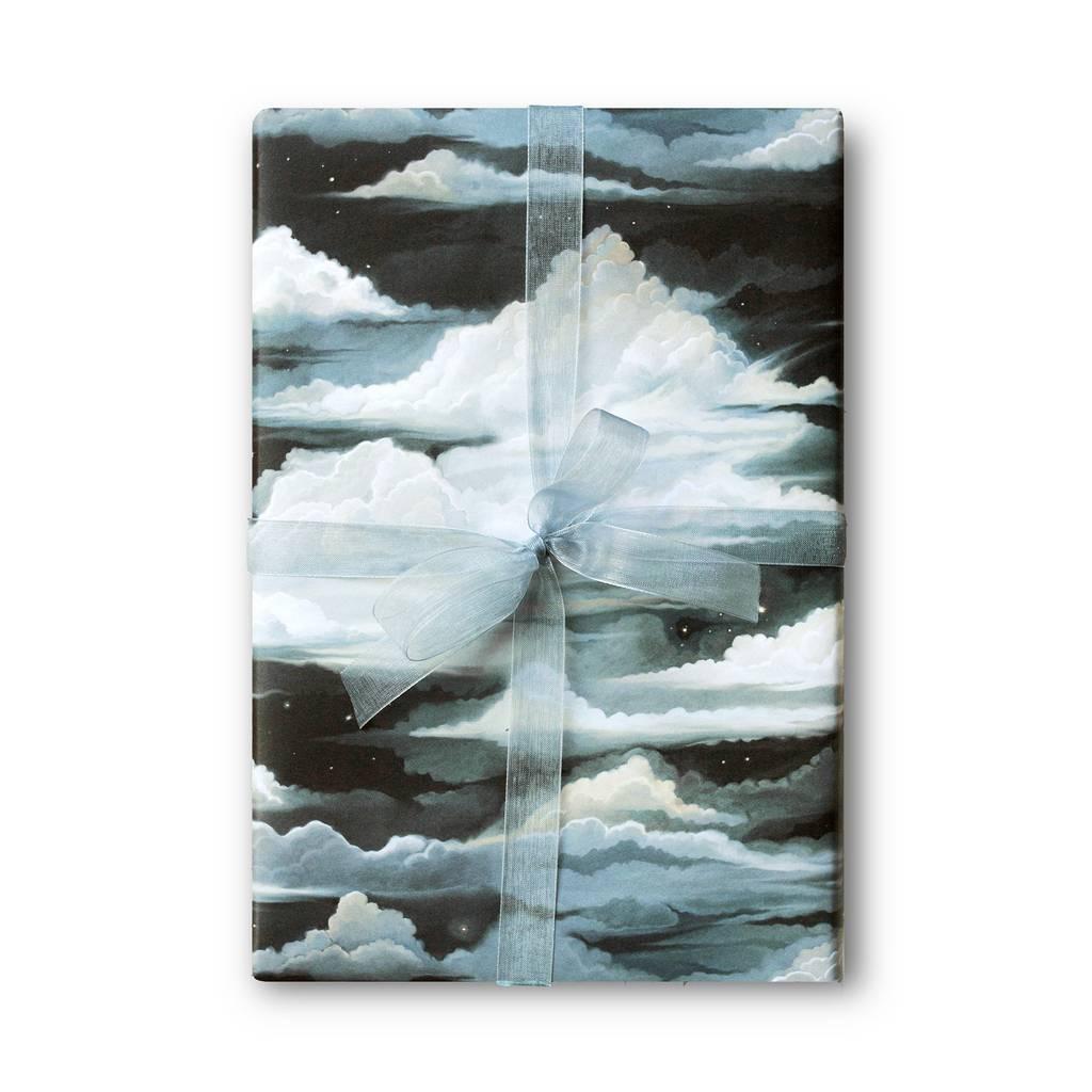 Бумага упаковочная Night Sky , PAPERIE, Россия  - купить со скидкой