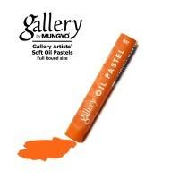 Купить Пастель масляная профессиональная Mungyo, цвет № 206 Огненно-красный, Южная Корея