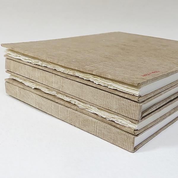 Купить Альбом для акварели KHADI PAPERS 30х35 см 32 л 210 г 100% хлопок, крупнозернистая, твердая обложки, Индия
