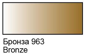 Купить Контур по стеклу и керамике Decola 18 мл Бронза, Россия