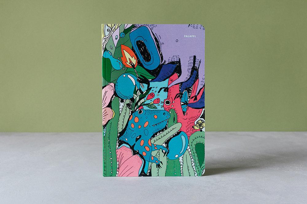 Купить Блокнот FALAFEL BOOKS А5 Twilight, Россия