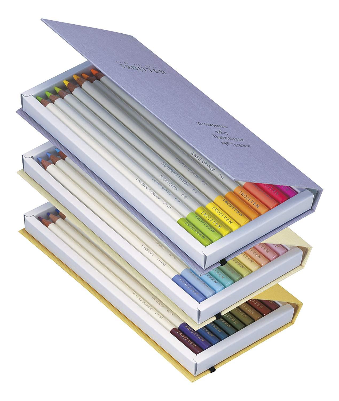 Купить Набор карандашей цветных Tombow Irojiten Pencils lebending grun #3 30 шт, Япония