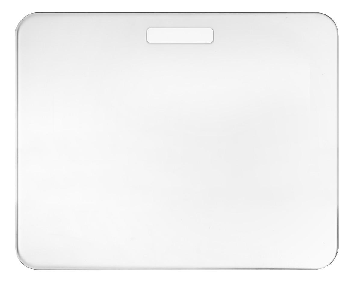 Планшет для пленэра из оргстекла 3 мм с ручкой, под лист размера А2 55х75 см фото