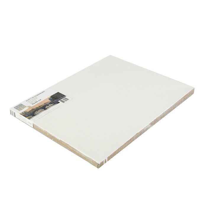 Купить Холст на подрамнике грунтованный Туюкан театральный 80x120 см, Россия