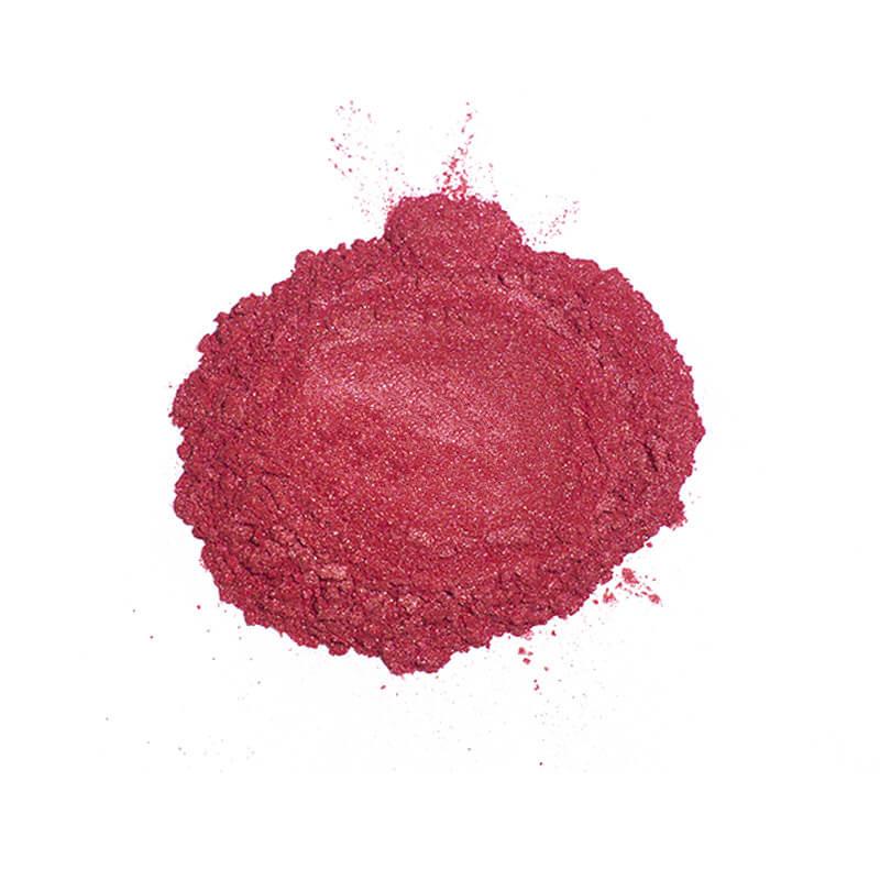 Купить Перламутровый пигмент для смолы ResinArt - красный 10 мл, Франция