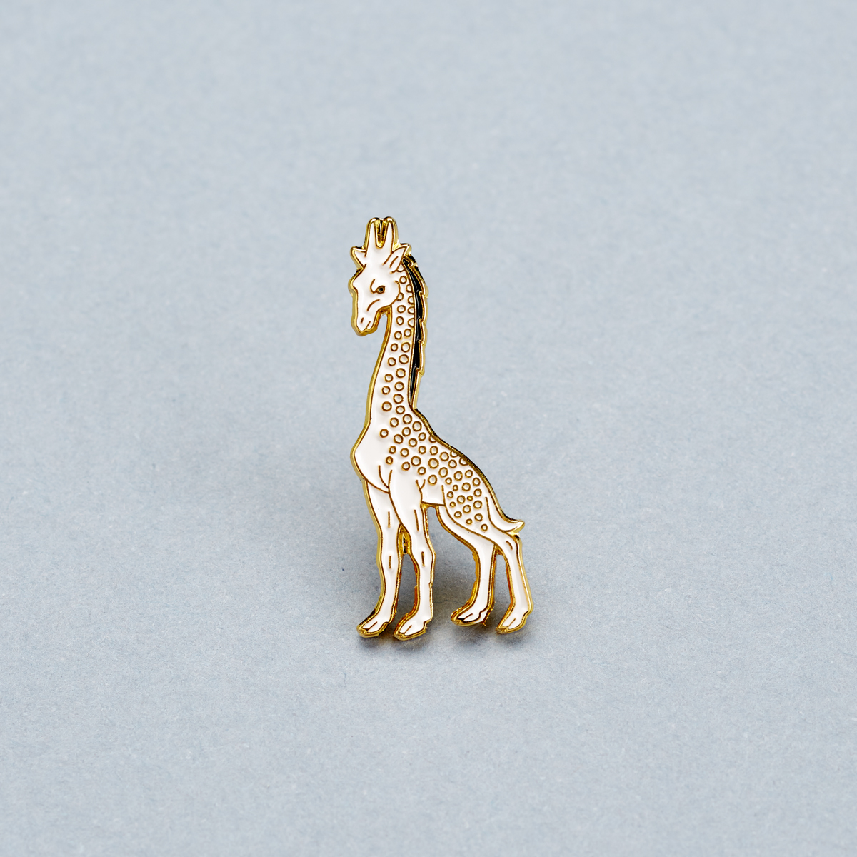 Купить Значок эмалированный Камелеопард, Подписные издания, Россия