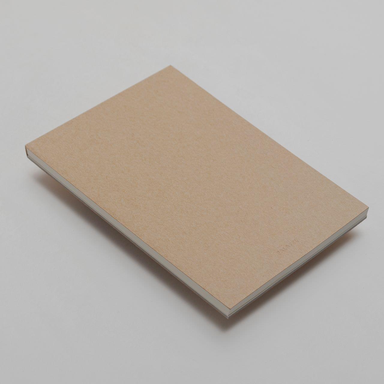 Блокнот FALAFEL BOOKS Sketchpad А5 Straw, Россия  - купить со скидкой