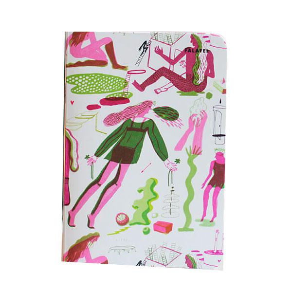 Купить Блокнот FALAFEL BOOKS А6 Wind, Россия