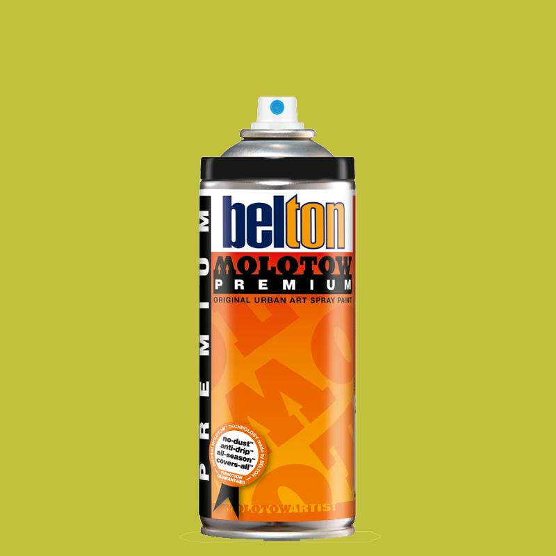 Купить Аэрозольная краска Molotow Premium belton 400 мл #178 carambola, Германия