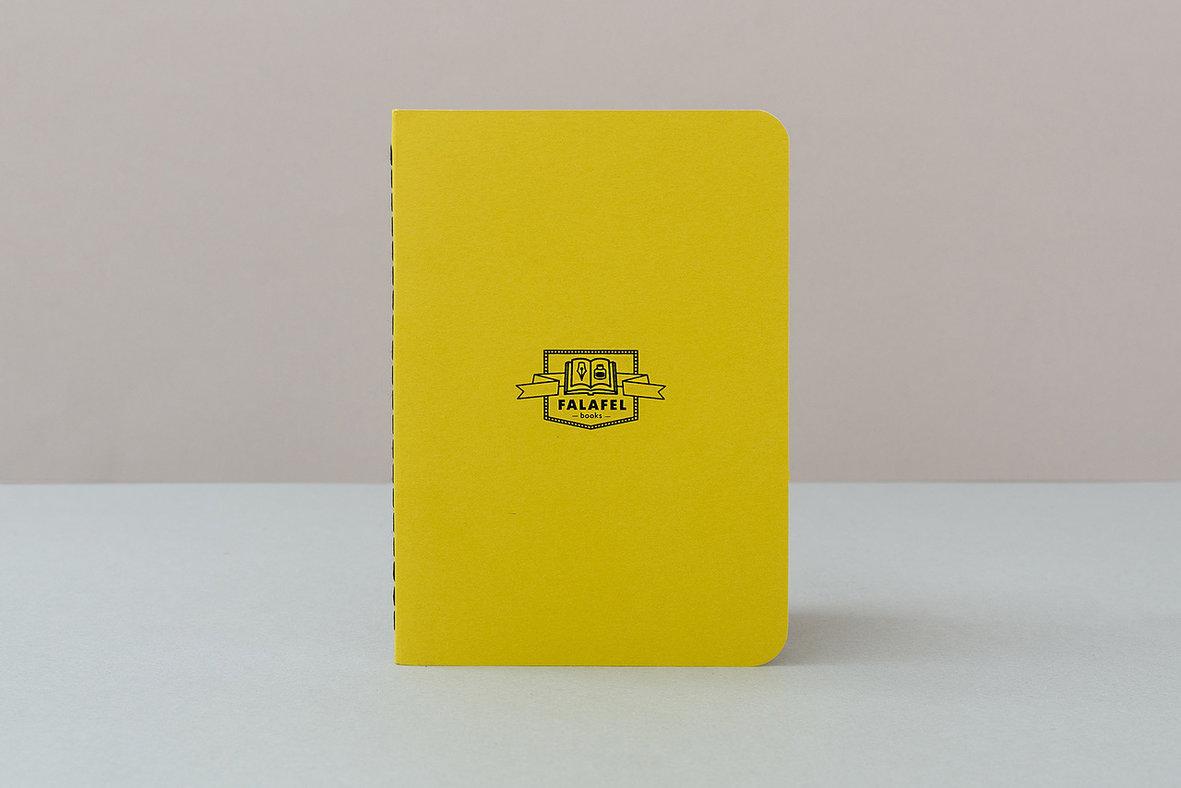 Купить Блокнот FALAFEL BOOKS А6 Green, Россия