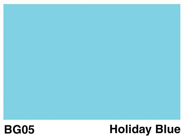 Чернила COPIC BG05 (нефтяной синий, petroleum blue) фото