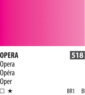 Купить Акварель ShinHanart PWC extra fine 15 мл №518 Опера, ShinHan Art International Inc., Южная Корея