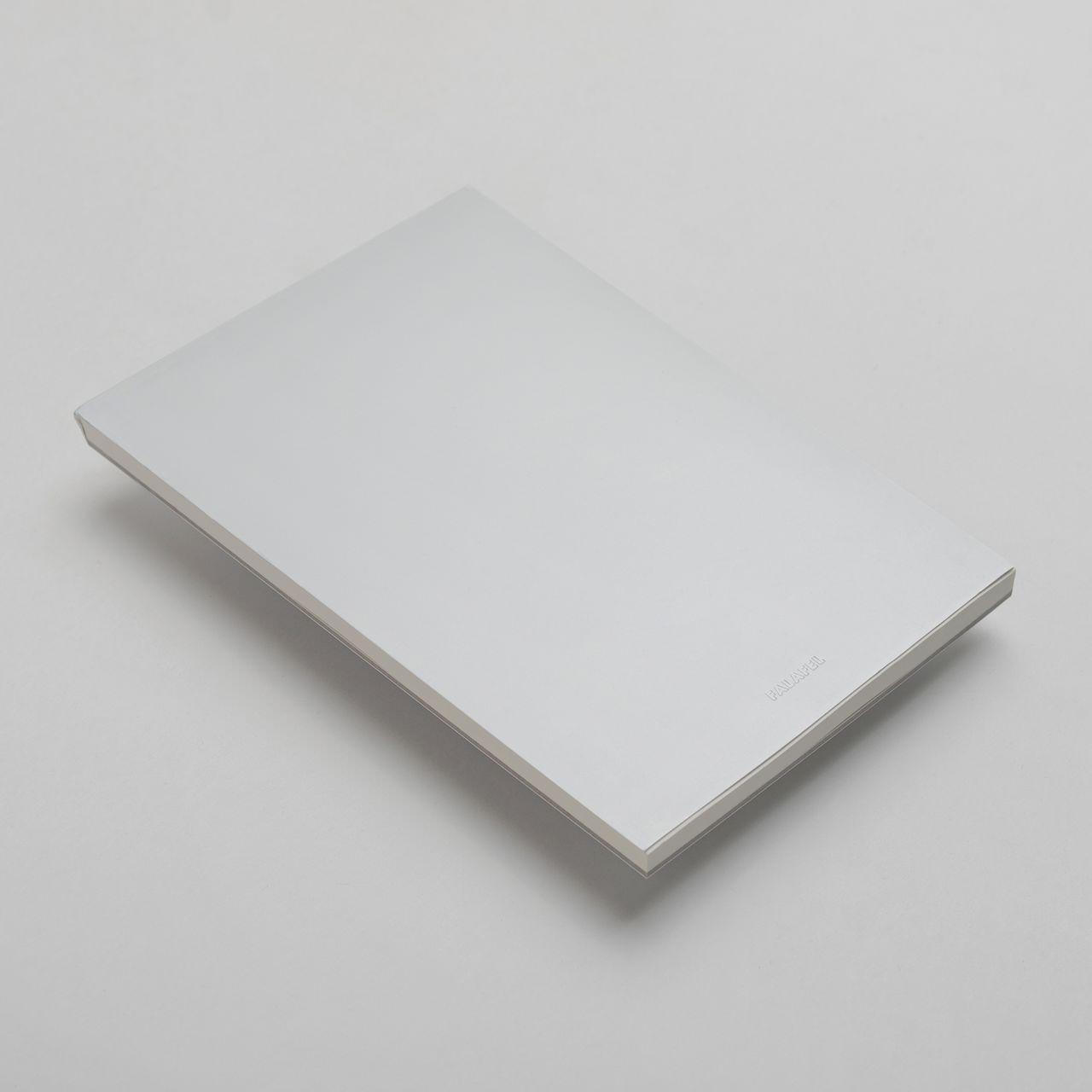 Купить Блокнот FALAFEL BOOKS Sketchpad А5 Silver, Россия