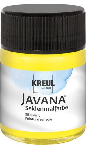 Купить Краска по шелку Javana 50 мл желтая, C.Kreul, Германия