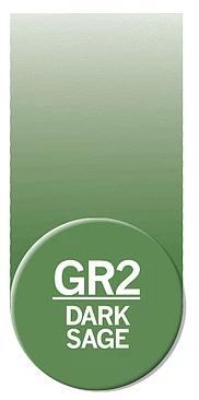 Чернила Chameleon GR2 Светло-зеленый глубокий 25 мл фото