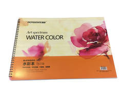 Альбом для акварели Potentate Watercolor Pad (Rough Surface) 20 л 230 г