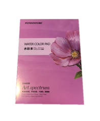 Альбом-склейка для акварели Potentate Watercolor Block (Smooth Surface) 19,5x13,5 см 20 л 230 г