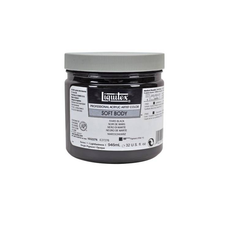 "Акрил Liquitex ""Soft body"" 946 мл"