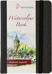 "Альбом для акварели Hahnemuhle ""Watercolour book"" портрет А6 30 л 200 г, целлюлоза 100%, с/з"