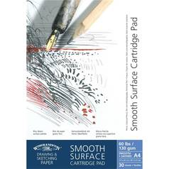 "Альбом для графики Winsor&Newton ""Smooth Surface Drawing"" 21х29,7 см 30 л 130 г"